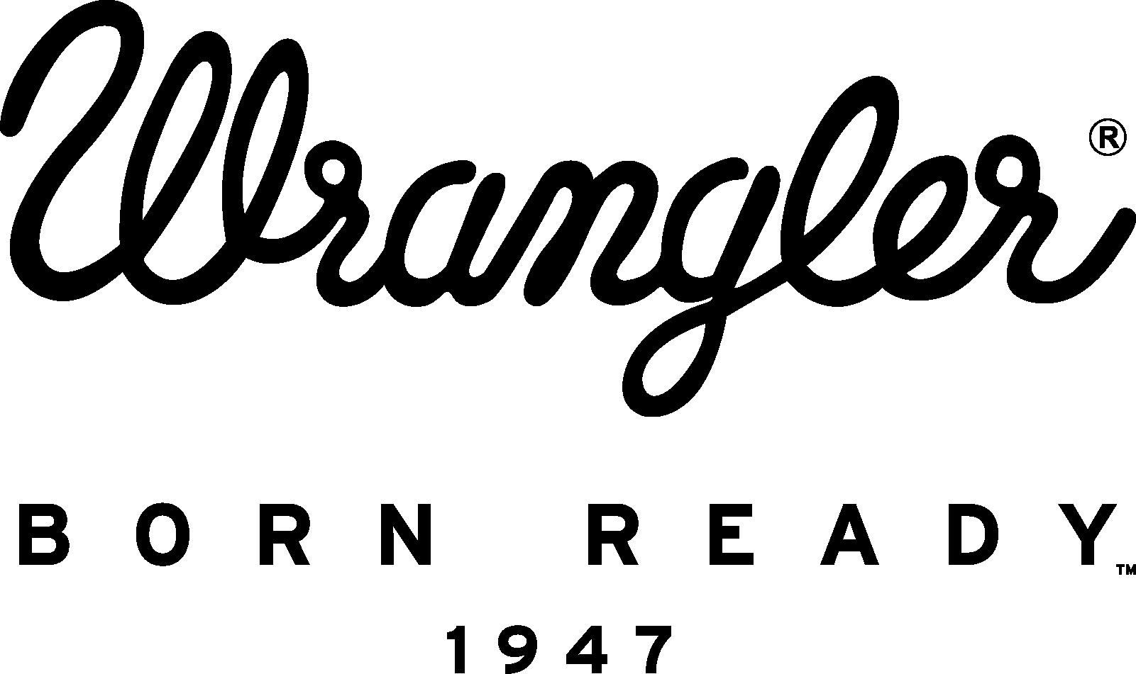 Wrangler Born ready Logo