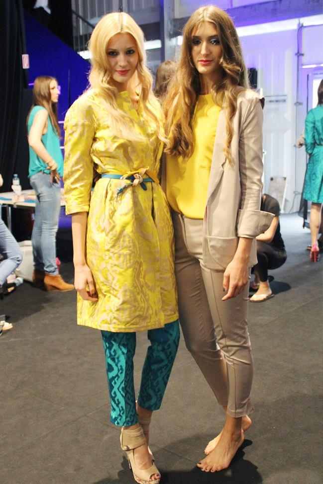 Berlin Fashion Week 2013