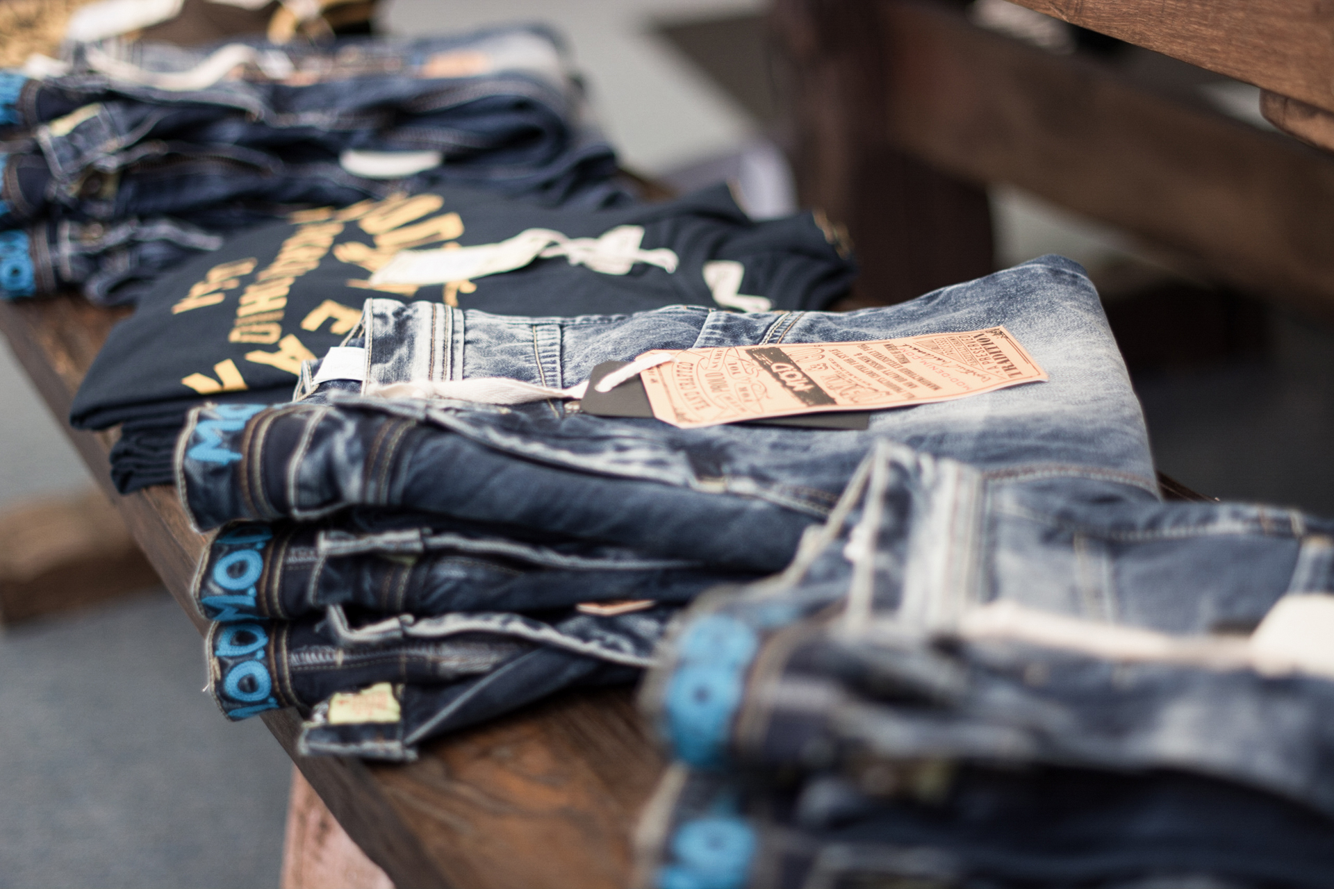 Big Deal Jeans Elmshorn Innenansicht