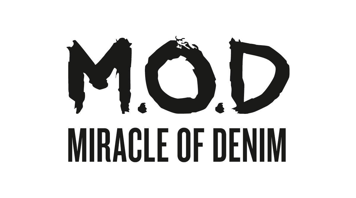 MOD Logo weiß
