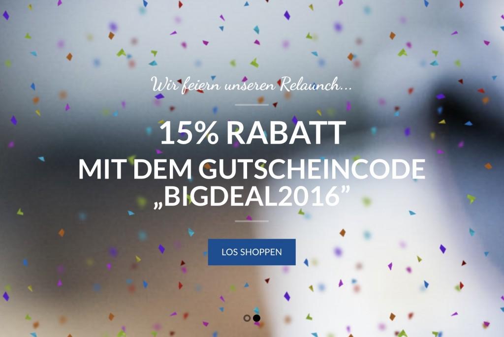 Big Deal Jeans Gutschein