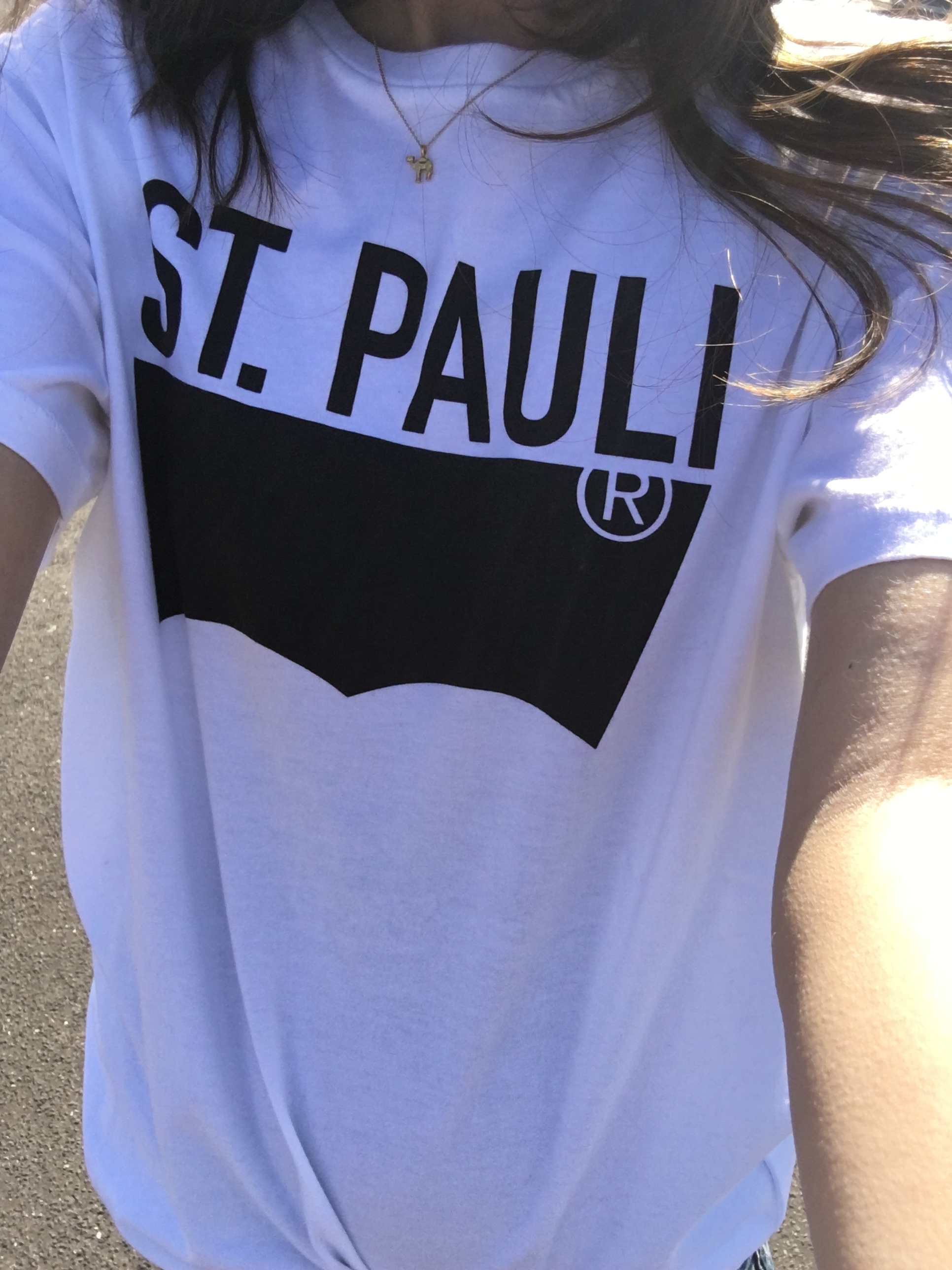 Levi´s ST.PAULI Shirt