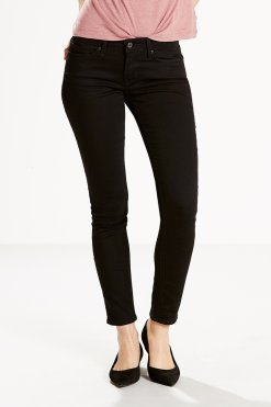 Levi's 711 0052 black sheep Vorderansicht