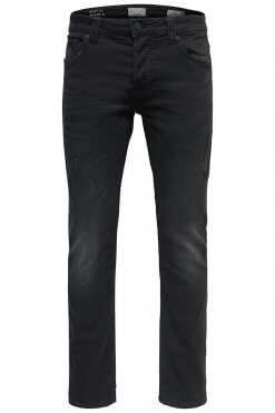 Only & Sons Loom jogg denim black Vorderansicht 2