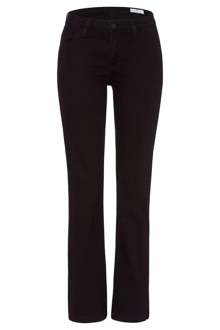Cross Jeans Lauren black Vordernansicht 2