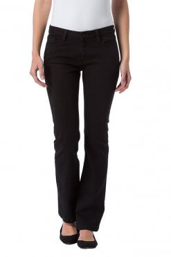 Cross Jeans Lauren black Vordernansicht