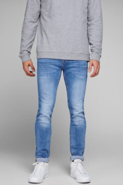 Jack & Jones Tim light blue denim Vorderansicht