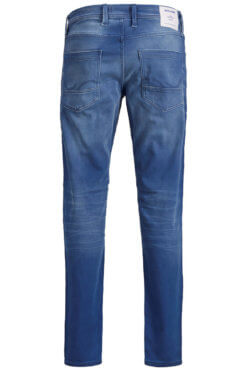 Jack & Jones Tim med blue jogg denim Hinteransicht