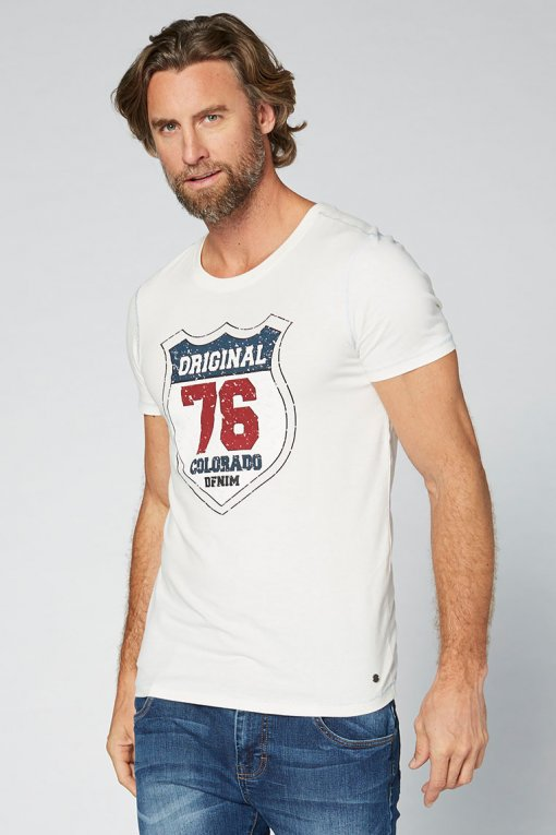 Colorado T-Shirt Adonis Seitenansicht
