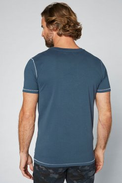 Colorado Adonis T-Shirt midnight navy Hinteransicht