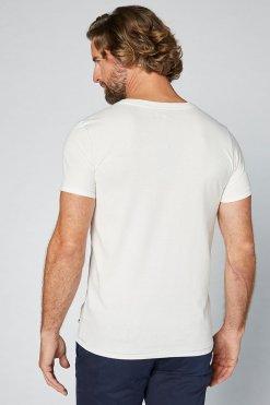 Colorado T-Shirt Kronos blanc de blanc Hinteransicht