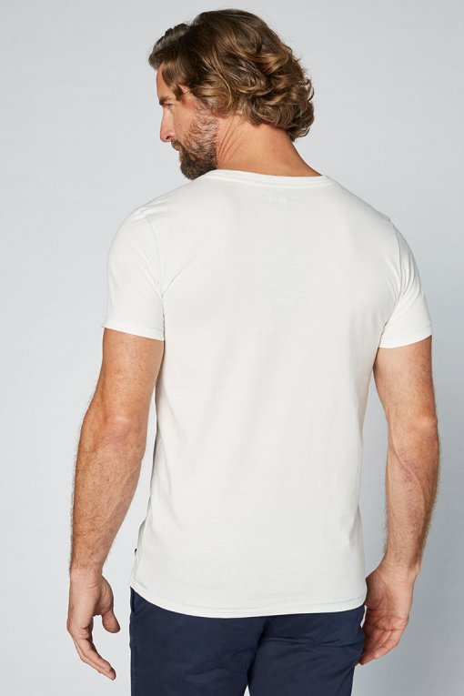 Colorado T-Shirt Cole white Hinteransicht