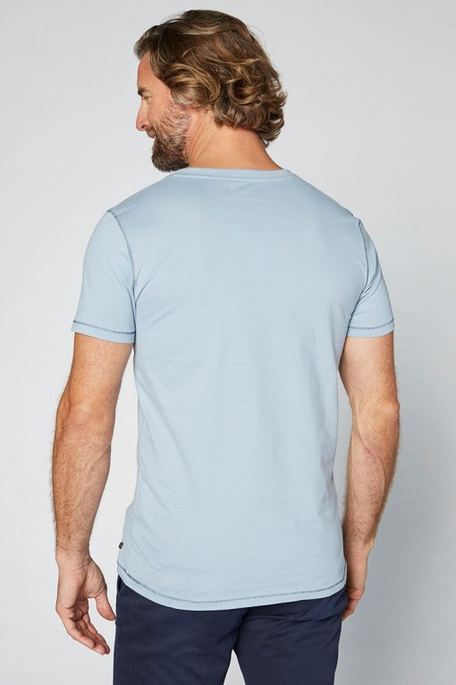 Colorado T-Shirt Kronos Ashley blue Hinteransicht