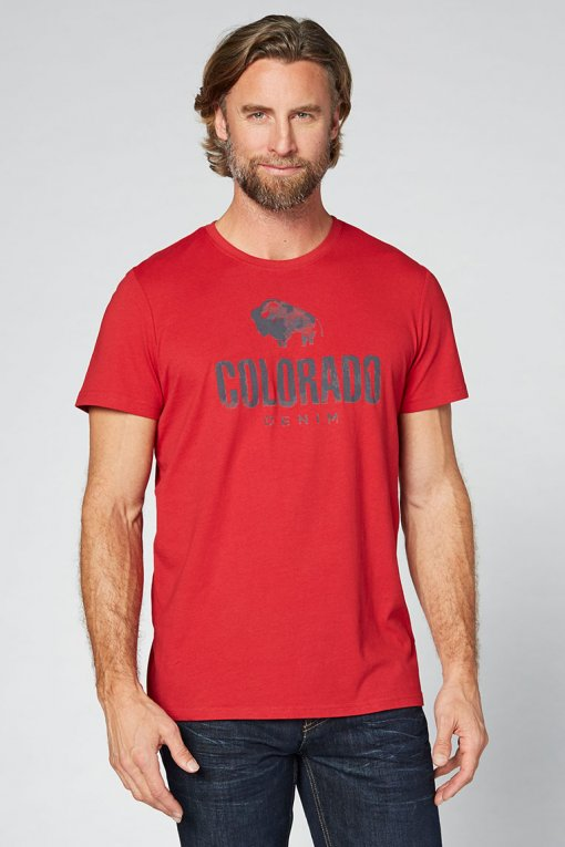Colorado Cole T-Shirt chili pepper Vorderansicht 2