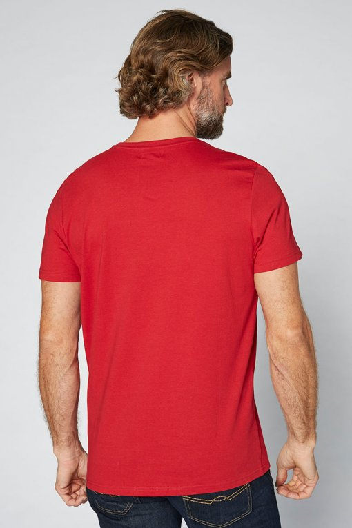 Colorado Cole T-Shirt chili pepper Hinteransicht