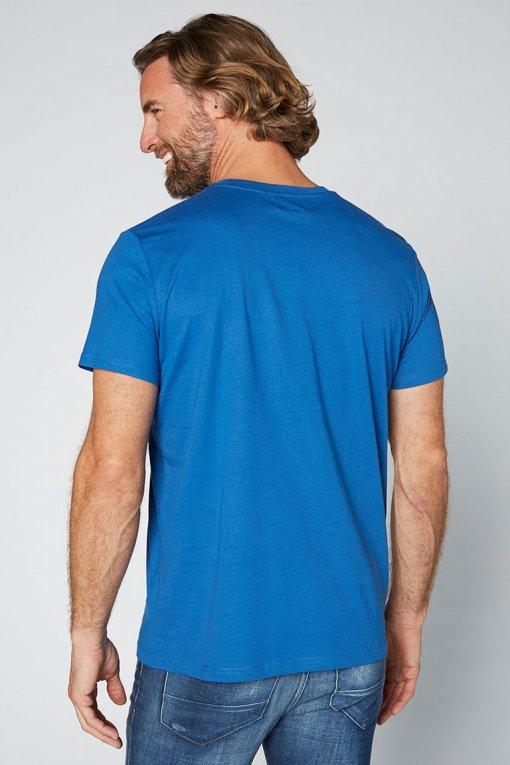 Colorado Cole T-Shirt true blue Hinteransicht