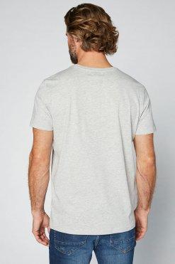 Colorado Cole T-Shirt grey Hinteransicht