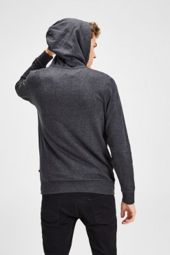 Jack & Jones Holmen Sweat dark grey Hinteransicht