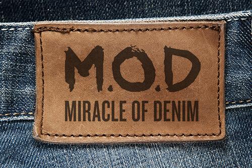 M.O.D. Jeans Label