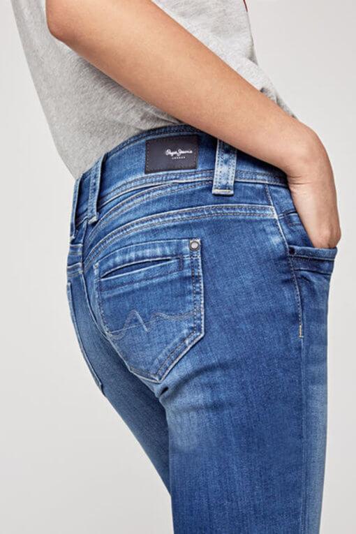 Pepe Jeans Gen light blue Gesäßtasche