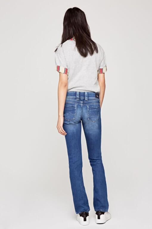 Pepe Jeans Gen light blue Hinteransicht