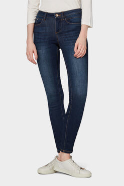 Tom Tailor Alexa Skinny dark blue Vorderansicht