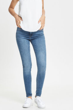 Only Paola med blue denim Vorderansicht 2