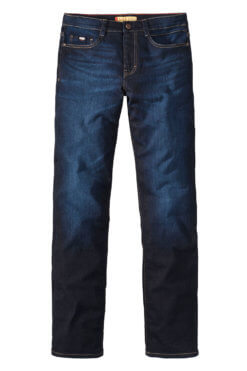 Paddock's Ranger dark blue wash superstretch Vorderansicht