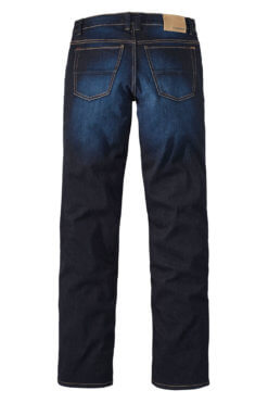 Paddock's Ranger dark blue wash superstretch Hinteransicht