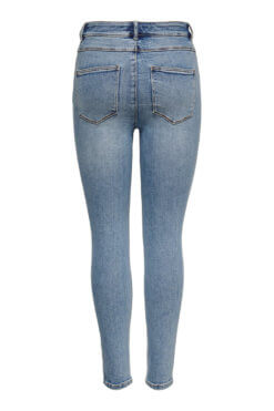 Only Mila high waist skinny ankle Jeans Hinteransicht