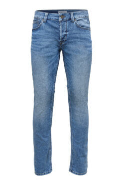 Only & Sons light blue denim Vorderansicht 2