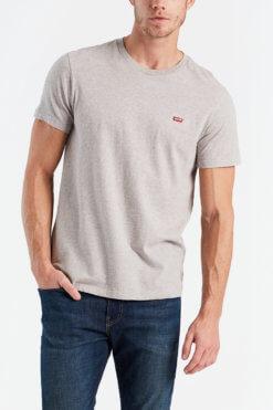 Levi's Small Logo Tee grey Vorderansicht