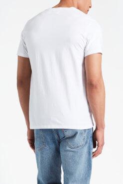 Levi's Small Logo Tee white Hinteransicht